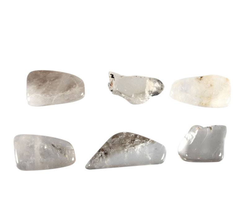 Azeztuliet (goud) steen getrommeld 4 - 6 gram