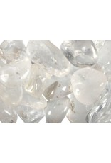 Bergkristal steen getrommeld 10 - 20 gram
