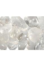 Bergkristal steen getrommeld 5 - 10 gram