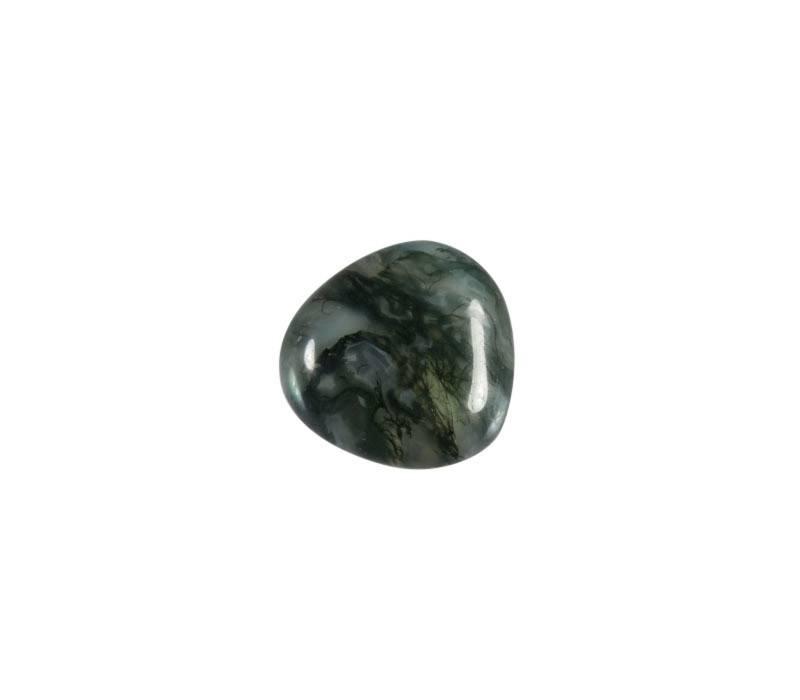 Mosagaat steen getrommeld 2 - 5 gram