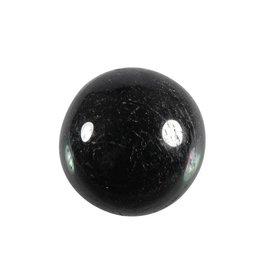Toermalijn (zwart) edelsteen bol 45 - 50 mm