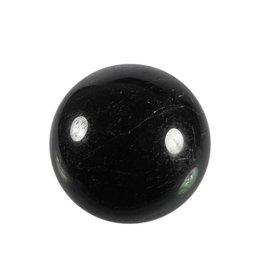 Toermalijn (zwart) edelsteen bol 77,5 mm