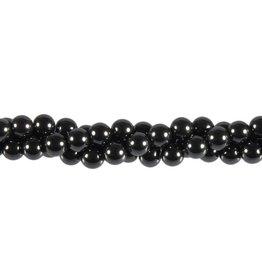 Hemalyke (synthetisch) kralen rond 6 mm (streng van 40 cm)