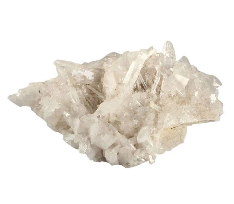 Bergkristal cluster 27 x 18,5 x 9 cm | 2680 gram