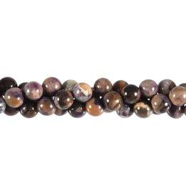 Tiffany stone kralen rond 8 mm (streng van 40 cm)
