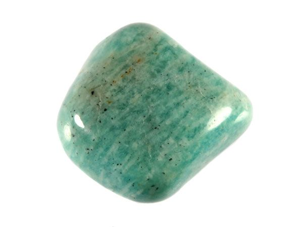 Amazoniet steen getrommeld 10 - 20 gram