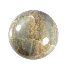 Maansteen edelsteen bol A-kwaliteit 68 mm