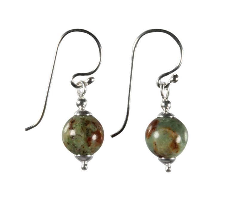 Groene opaal sieraden