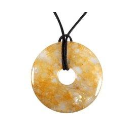 Golden healer hanger donut 4 cm