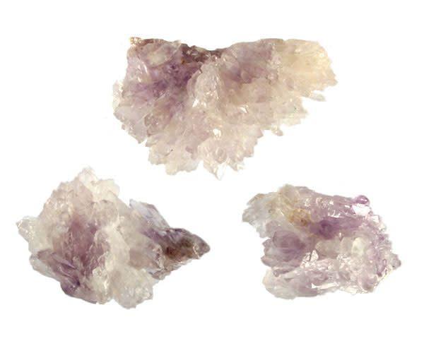Amethist bloem 25 - 50 gram