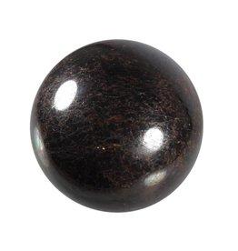 Granaat edelsteen bol 83 mm | 1150 gram