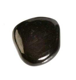Hyperstheen steen getrommeld 5 - 10 gram