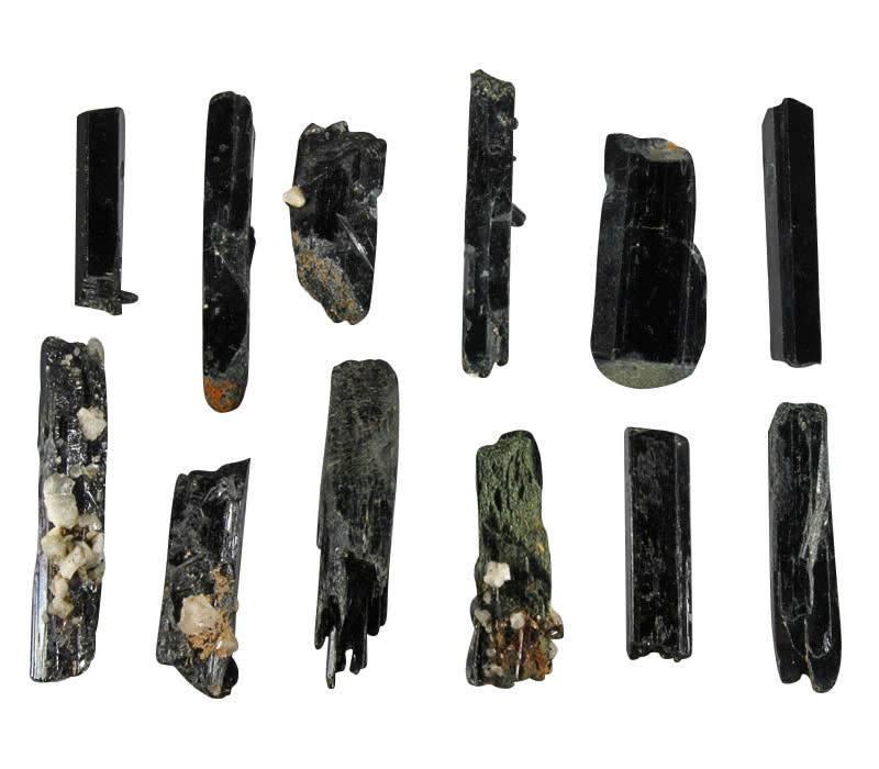 Aegirien hanger kristal doorboord