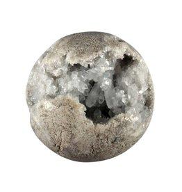 Celestien bol geode 95 mm / 1164 gram