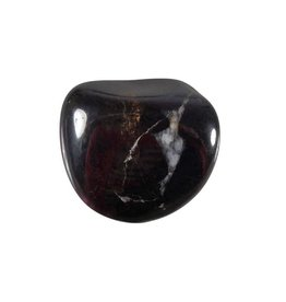 Purpuriet steen getrommeld 25 - 40 gram