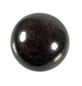 Granaat edelsteen bol 60 mm / 482 gram
