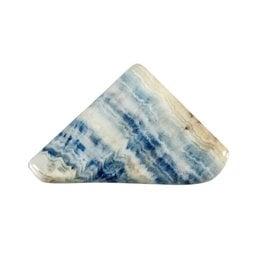 Scheeliet steen plat gepolijst