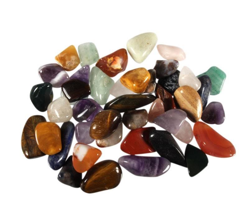 Stenen mix 1 kg