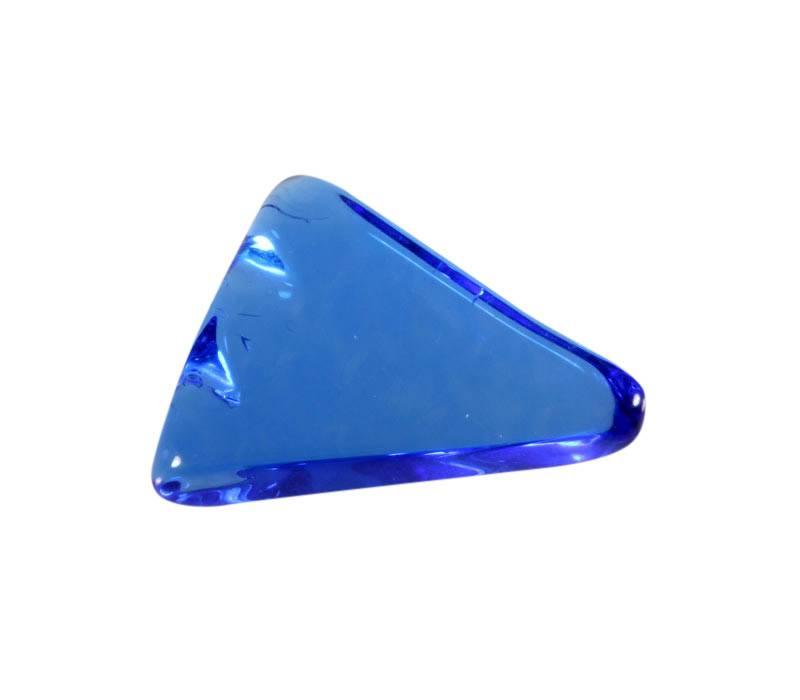 Siberische blauwe kwarts steen getrommeld 5 - 10 gram