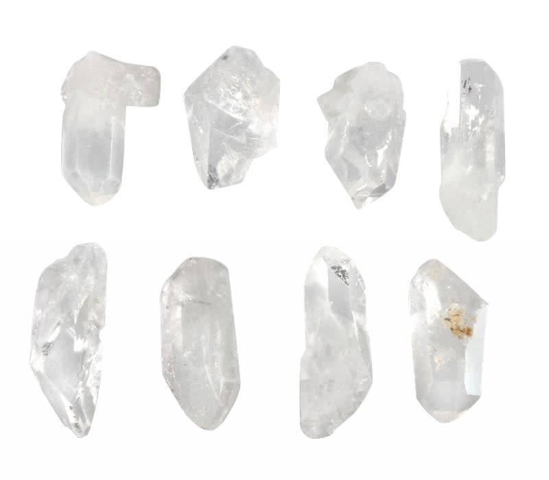 Lemurisch licht kristal 5 - 7 gram