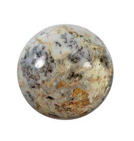 Merliniet edelsteen bol 82 mm / 726 gram