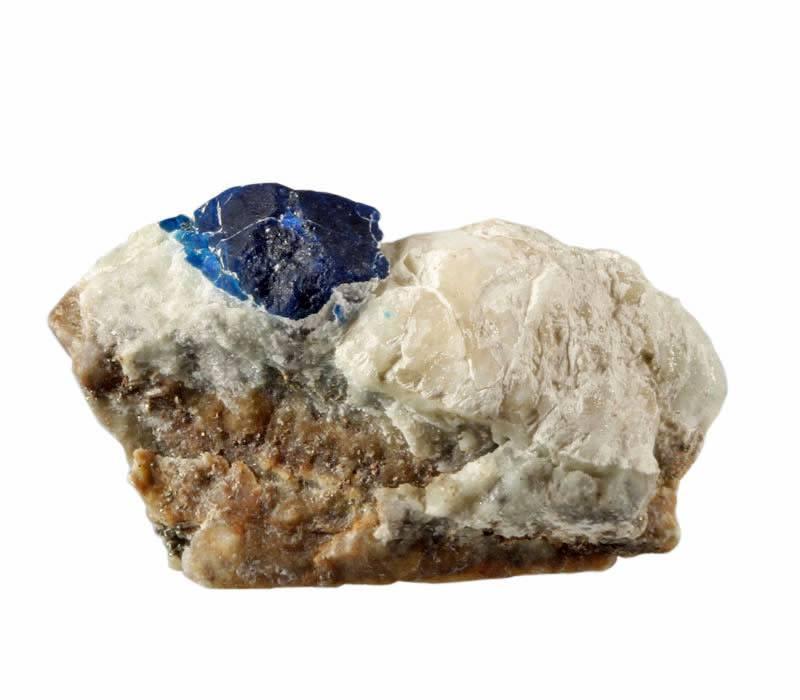 Afghaniet kristal in matrix 6,6 x 4 x 2,5 cm / 84 gram