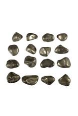 Pyriet steen getrommeld 5 - 10 gram