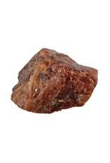Hessoniet (granaat) ruw 7,5 x 5 x 4 cm / 276 gram