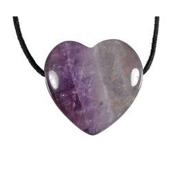 Amegreen hanger hart doorboord