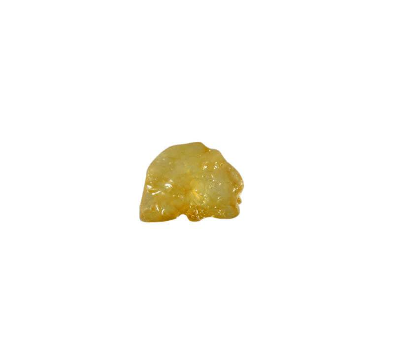 Gele saffier steen
