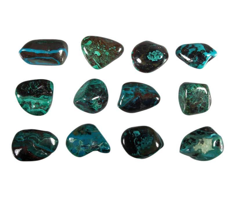 Malacolla steen getrommeld 2 - 5 gram