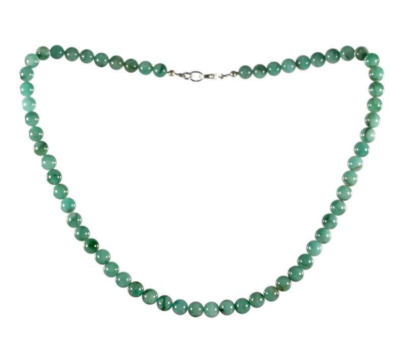 Smaragd ketting