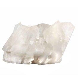 Bergkristal (Arkansas) cluster 10 x 7,5 x 7 cm / 628 gram