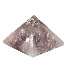 Amethist piramide 7,1 x 7,1 x 5,3 cm / 288 gram