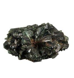 Toermalijn (groen) cluster 4,3 x 3,2 x 1,8 cm / 27 gram