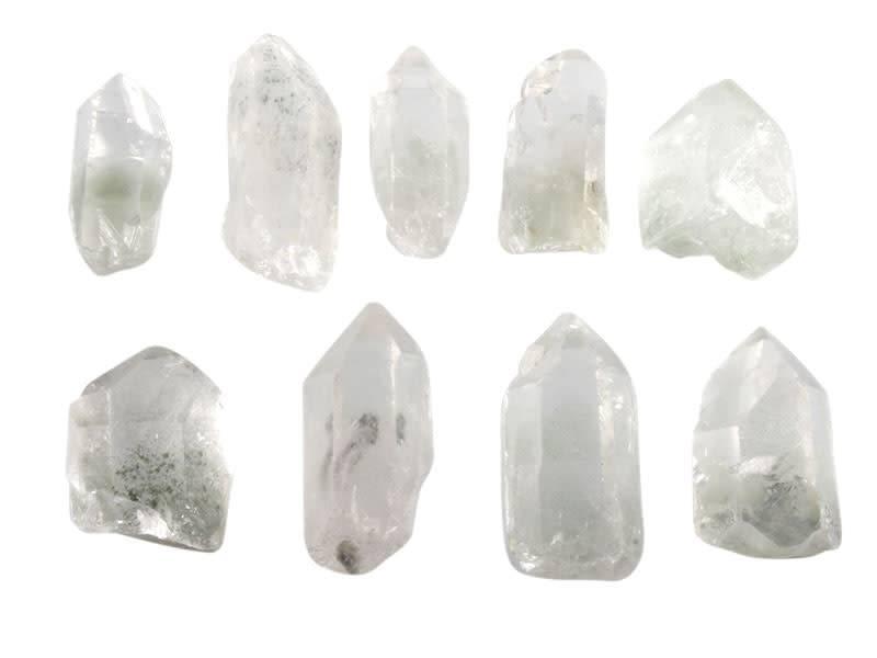 Fantoomkwarts kristal 10 - 25 gram