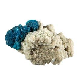 Cavansiet roosje op matrix ruw 5 x 4 x 3,5 cm / 49,9 gram
