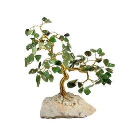 Jade edelsteen boompje