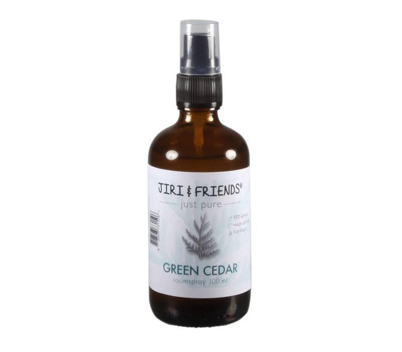 Aromatherapie spray groene ceder