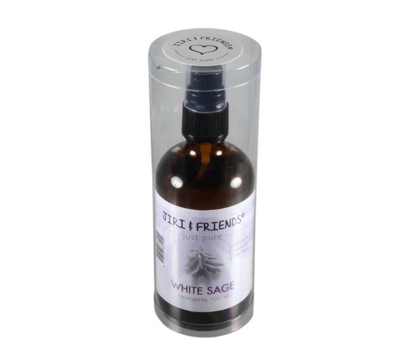 Aromatherapie spray witte salie