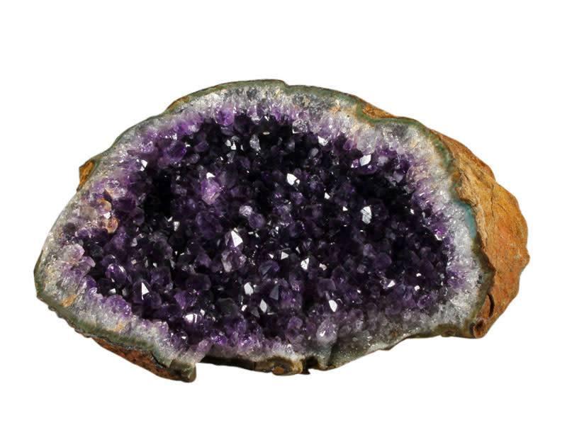 Amethist geode 18,5 x 12 x 4,5 cm / 1006 gram