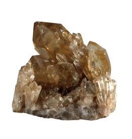 Citrien cluster 9 x 7 x 8,5 cm / 547 gram