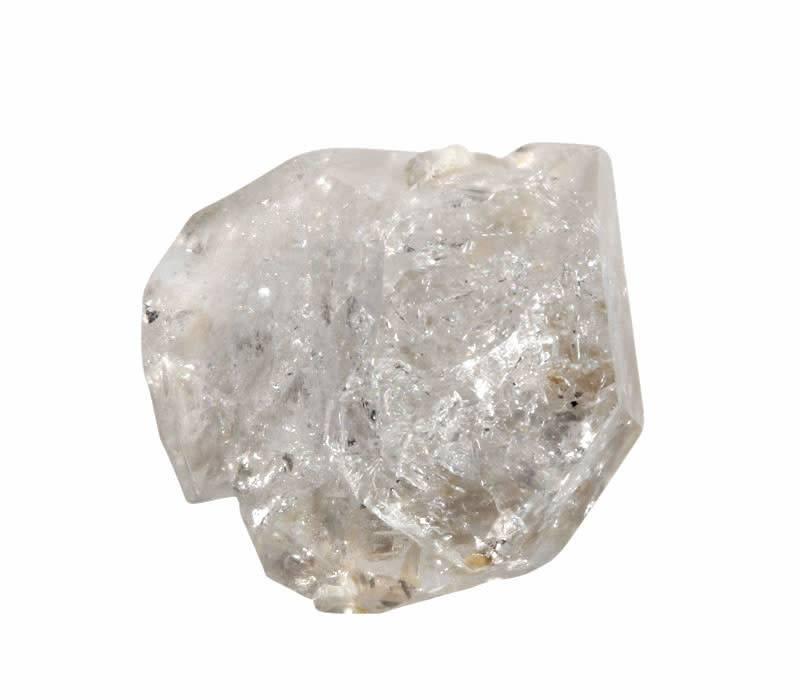 Herkimer diamant kristal 4,5 x 4 x 4 gram / 90,5 gram