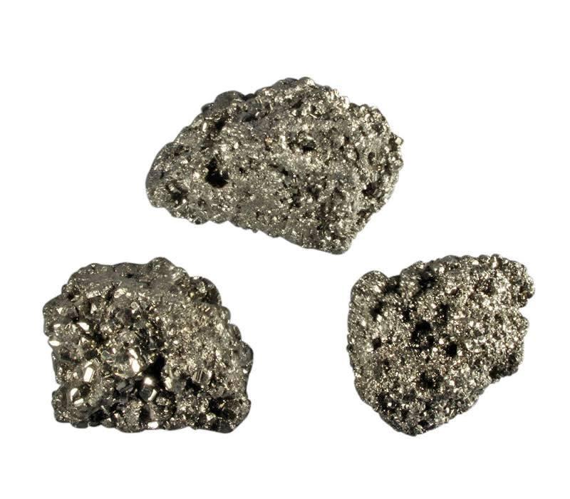 Pyriet ruw 250 - 500 gram
