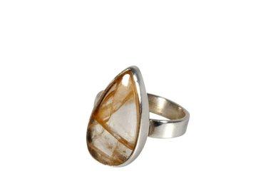 Golden healer ringen