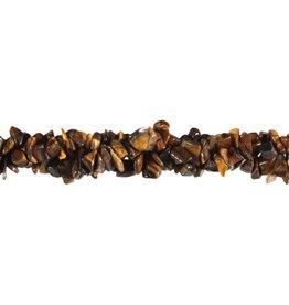 Tijgeroog splitsnoer 90 cm