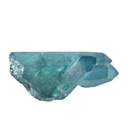 Aqua aura kwarts cluster 5,8 x 2,6 x 2,7 cm / 40,1 gram