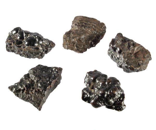 Hematiet ruw 25 - 50 gram