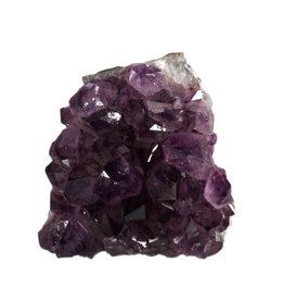 Amethist cluster 10 x 8 x 11 cm / 1093 gram