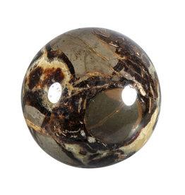 Septarie edelsteen bol 990 gram / 92 mm